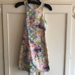 Colorful Tobi dress